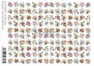 Papier do decoupage B2 50x70 - TO-DO 104 1238