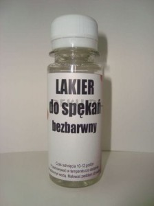 Lakier do spękań - 60ml 3042