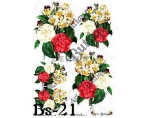 Papier do decoupage 210X305 - Art-Butique Bs-21 1748