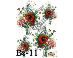 Papier do decoupage 210X305 - Art-Butique Bs-11 1738