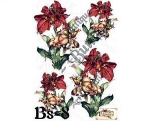 Papier do decoupage 210X305 - Art-Butique Bs-8 1735