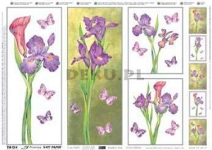 Papier do decoupage B2 50x70 - TO-DO 239 1082
