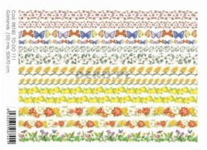 Papier do decoupage B2 50x70 - TO-DO 111 1233