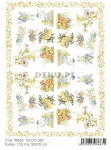 Papier do decoupage B2 50x70 - TO-DO 65 1265