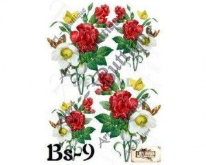 Papier do decoupage 210X305 - Art-Butique Bs-9 1736
