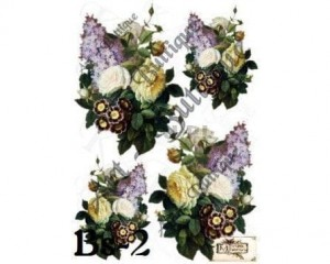 Papier do decoupage 210X305 - Art-Butique Bs-2 1729