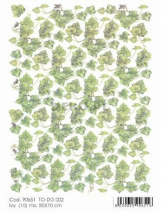 Papier do decoupage B2 50x70 - TO-DO 002 1288