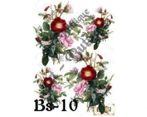 Papier do decoupage 210X305 - Art-Butique Bs-10 1737